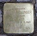 Stolperstein Emser Str 15 (Wilmd) Martha Salinger.jpg