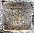 Stolperstein Engeldamm 66 (Mitte) Hermann Maison.jpg