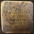 Stolperstein Göppingen, Wilhelm Fleissig.jpg