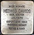 Stolperstein Hedwig Davids2.jpg