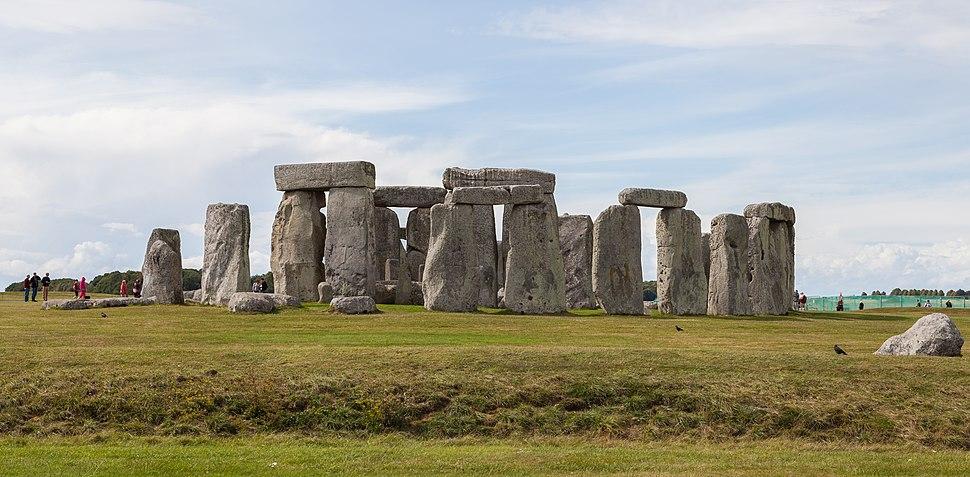 Stonehenge, Condado de Wiltshire, Inglaterra, 2014-08-12, DD 11