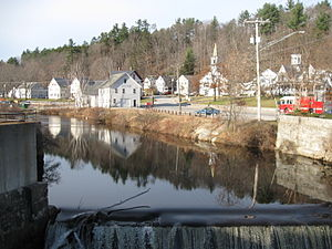 Wilton, New Hampshire