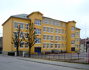 Storhaug skole, Stavanger