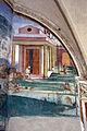Storie di s. benedetto, 04 sodoma - Come Romano monaco da lo abito eremitico a Benedetto 06.JPG