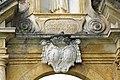 Straßburg Schlossweg 6 ehem. Bischofsburg Zwingmauer mit Bischofsportal Wappen 03092012 6193.jpg