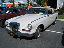 Studebaker Gran Turismo Hawk Wikipedia