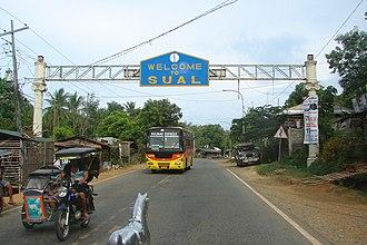 Sual, Pangasinan - Image: Sual Pangasinan 1