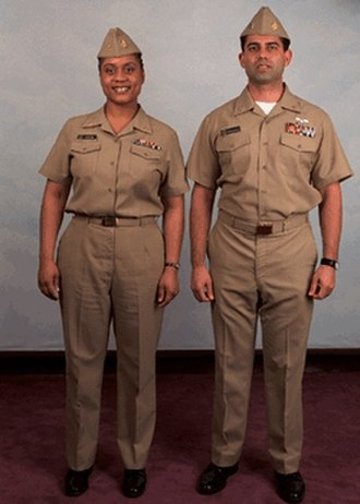 United States Public Health Service Commissioned Corps - Service khakis
