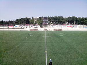 Kapital Bank Arena - Stadium