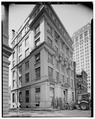 Sun Life Insurance Company Building, 109 East Redwood Street, Baltimore, Independent City, MD HABS MD,4-BALT,223-2.tif