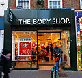 Sutton, Surrey, London - The Body Shop.JPG