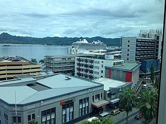 Westpac - Westpac branch in Suva, Fiji