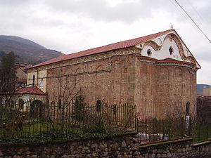 Church of the Holy Mother of God, Boboshevo - The Church of the Holy Mother of God in Boboshevo.