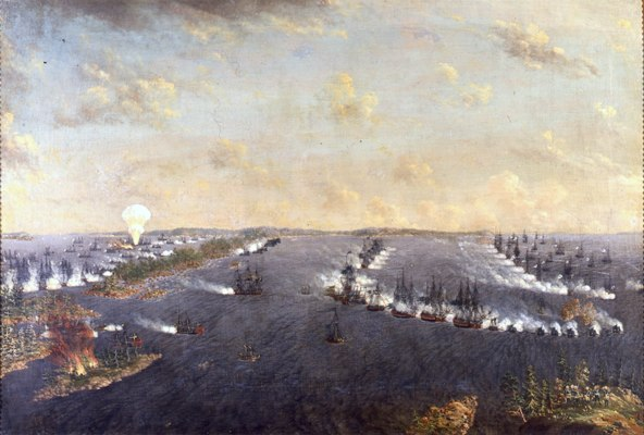 First Battle of Svensksund