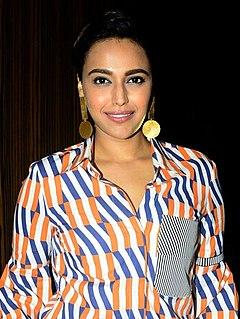 Indian film actress.