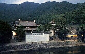 Tiantong Temple - Tiantong Temple