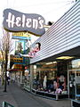 Swinging neon sign Helens Burnaby BC.JPG