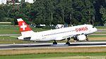 Swiss Airbus A320-214 - HB-IJE (ZRH) (19282711639).jpg