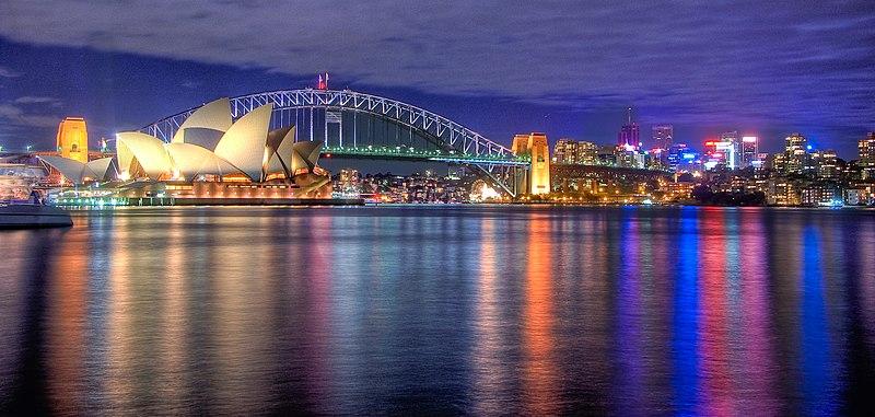 File:Sydney Opera house HDR Sydney Australia.jpg