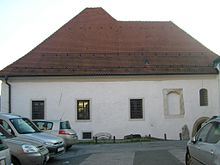 Sinagogo en Maribor Slovenia.JPG
