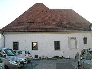 Maribor Synagogue - Image: Synagogue in Maribor Slovenia