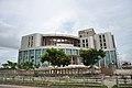 Synthesis Business Park Under Construction - Major Arterial Road - Rajarhat - Kolkata 2010-09-06 7497.JPG