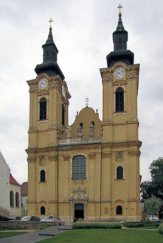 Roman Catholic Diocese of Székesfehérvár - Cathedral of St Stephen, Székesfehérvár