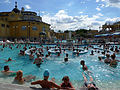 Szechenyi Baths and Pool Budapest 6.JPG