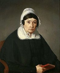 Portret Tekli z Sokołowskich Januszkiewiczowej