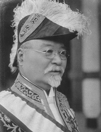Takahashi Korekiyo - Takahashi Korekiyo, before 1936