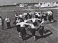 THE HORA DANCE AT KIBBUTZ DALIA. ריקוד ההורה בקיבוץ דליה.D827-026.jpg