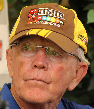 Joe Gibbs - Gibbs at the 2015 Toyota/Save Mart 350