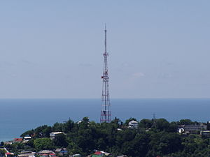 3803 KM type tower in Sochi