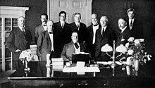 Taft cabinet 26 to 29 September 1910
