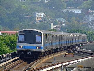 Taipei Metro C301