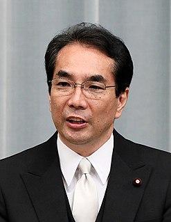 Taku Etō Japanese politician