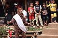 Tana Toraja, Salu funeral, priest (6823180968).jpg