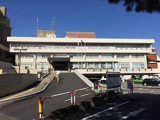 Tanabe, Wakayama City in Kansai, Japan