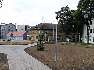 Tapa, Estonia - Image: Tapapikktn