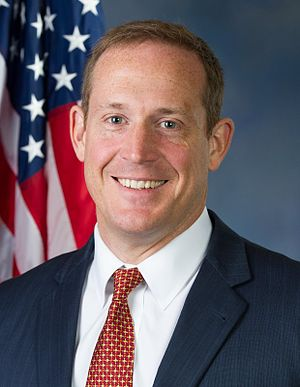 North Carolina's 13th congressional district - Image: Ted Budd official congressional photo