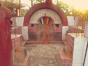 Charghare - Jalpadevi Temple of Charghare