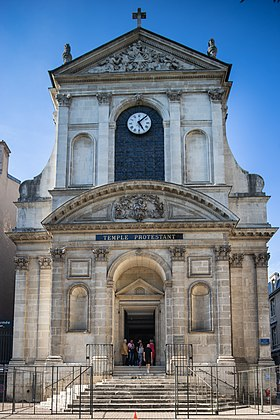 Image illustrative de l'article Temple protestant de Nancy