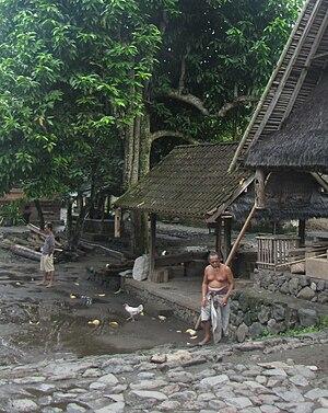 Bali Aga - Image: Tenganan 03s