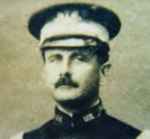 Teófilo Marxuach - Lieutenant Colonel Teófilo Marxuach Ordered the first U.S. shot fired in World War I