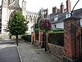 Terrace South of Gloucester Cathedral - geograph.org.uk - 1704634.jpg