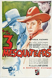 <i>The Three Mesquiteers</i> (film) 1936 film by Ray Taylor