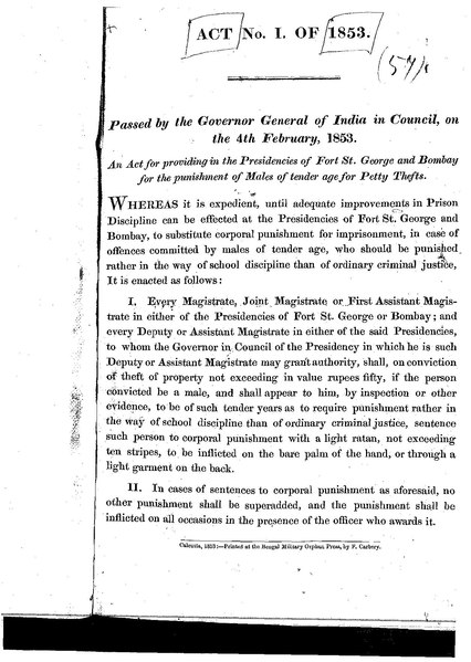 File:The Acts of Legislative Council of India in 1853.pdf
