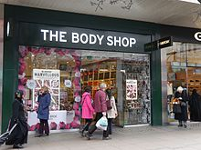 The Body Shop - Wikipedia