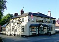 The Bridge Inn at Audlem, Cheshire - geograph.org.uk - 1704570.jpg