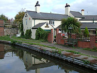 The Bridge Inn at Branston, Staffordshire - geograph.org.uk - 1581908.jpg